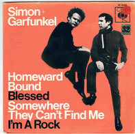 Simon & Garfunkel - Homeward Bound