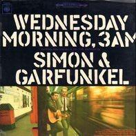 Simon & Garfunkel - Wednesday Morning, 3 A.M.