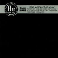Simon Harris - Here Comes That Sound