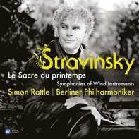 Simon Rattle /BP - Le Sacre Du Printemps