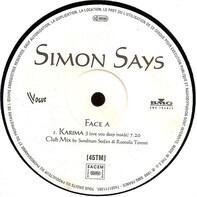 Simon Says - Karima (I Love You Deep Inside)