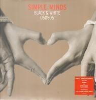 Simple Minds - Black &..