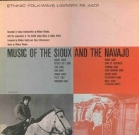 Sioux / Navajo - Music Of The Sioux And The Navajo