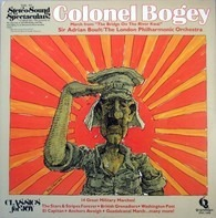 Sir Adrian Boult / The London Philharmonic Orchestra - Coloney Bogey / 14 Great Military Marches!