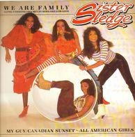 Sister Sledge - We Are Family (Long Version) (1984 Mix By Bernard Edwards)