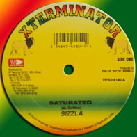 Sizzla / Baba Tundeh - Saturated / Baba Tundeh Ah Come