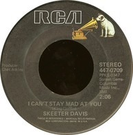 Skeeter Davis - I Can't Stay Mad At You / The End Of The World