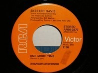 Skeeter Davis - one more time