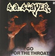 Slayer - Go For The Throat