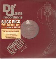 Slick Rick - We Turn It On / Frozen