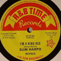 Slim Harpo - I'm A King Bee / I Got Love If You Want It