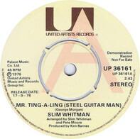 Slim Whitman - Mr. Ting-A-Ling (Steel Guitar Man)