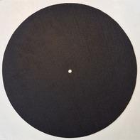 Slipmat - antistatisch, neutral schwarz