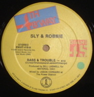 Sly & Robbie - Bass & Trouble