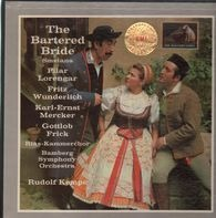 Smetana - The Bartered Bride (Lorengar, Wunderlich, Kempe,..)