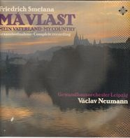 Smetana/ V. Neumann, Gewandhausorchester Leipzig - Mein Vaterland