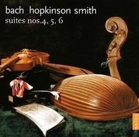 SMITH,HOPKINSON - Cellosuiten 4,5 & 6(BWV 1010,995,1012)