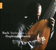 SMITH,HOPKINSON - Cellosuiten 1,2 & 3(BWV 1007,1008,1009)