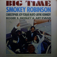 Smokey Robinson - Big Time - Original Music Score From The Motion Picture