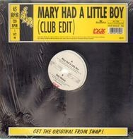 Snap! - Mary Had A Little Boy / Only Human