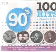 Snap, Sonic Surfers, Gusto, a.o. - 100 Hits Collection 90's