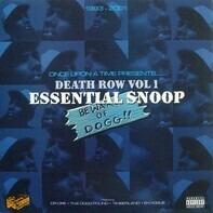 Snoop Dogg - Death Row Vol 1- Essential Snoop