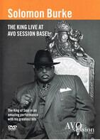 Solomon Burke - The King Live At Avo Session Basel
