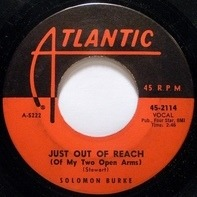 Solomon Burke / Esther Phillips - Just Out Of Reach (Of My Two Open Arms) / Release Me