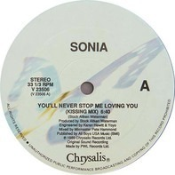 Sonia - You'll Never Stop Me Loving You