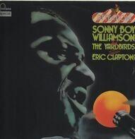 Sonny Boy Williamson & The Yardbirds - Sonny Boy Williamson & The Yardbirds featuring Eric Clapton