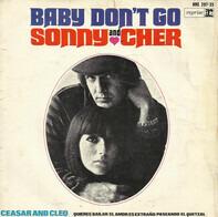 Sonny & Cher , Caesar & Cleo - Baby Don't Go
