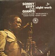 Sonny Stitt & The Giants - Night Work