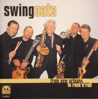 Søren Sørensen's Swing Cats - From New Orleans To Rock 'n' Roll