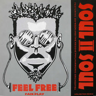 Soul II Soul Featuring Do'Reen And Reggae Philharmonic Orchestra - Feel Free