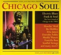 SOUL JAZZ RECORDS PRESENTS/VARIOUS - Chicago Soul