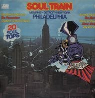 The Detroid Spinners, The Persuaders, Graham Central Station...a.o. - Soul Train