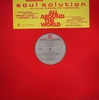 Soul Solution Featuring Carolyn Harding - All Around The World