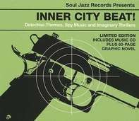 Soul Jazz Records Presents/various - Inner City Beat! - Detective Themes,Spy Music And Imaginary Thrillers 1967-1975