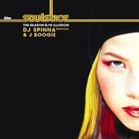Soulstice - The Reason (DJ Spinna Mix) / Illusion (J Boogie's Dubtronic Mix)