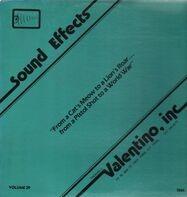 Sound Effects, Geräusche - Sound Effects Library - Volume 29