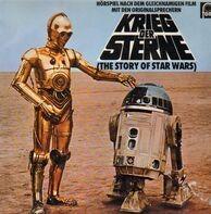 Soundtrack - Krieg Der Sterne (The Story Of Star Wars)
