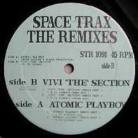 Space Trax - The Remixes