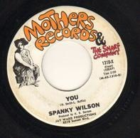 Spanky Wilson - Love Land / You