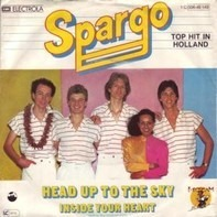 Spargo - Head Up To The Sky / Inside Your Heart
