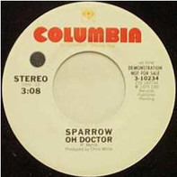 Sparrow - Oh Doctor