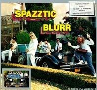 Spazztic Blurr - Befo Da Awbum
