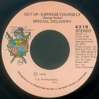 Special Delivery - Get Up - Express Yourself