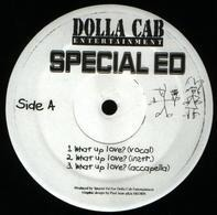 Special Ed - What Up Love? / We Come Again