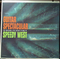 Speedy West - Guitar Spectacular