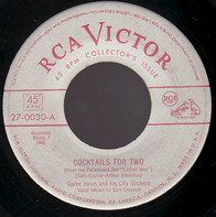 Spike Jones And His City Slickers - Cocktails For Two / Chloe